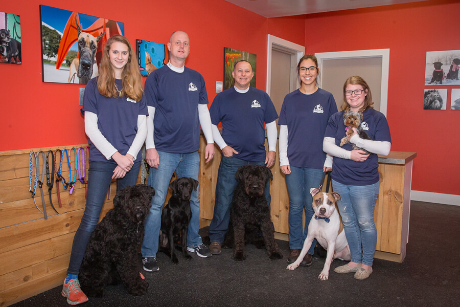 About Adams K9 - Get To Know Our Team